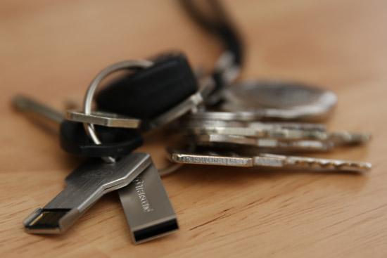 Am Schlüsselbund