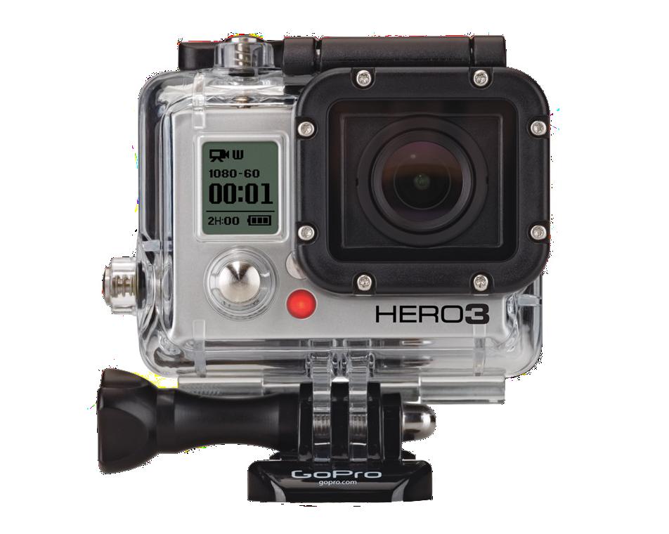 Gopro Hero 3 White Png GoPro Hero 3 als Webca...